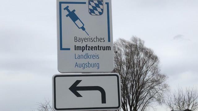 Impfzentrum Gablingen